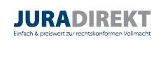 Bild zeigt das Logo der Firma JuraDirekt